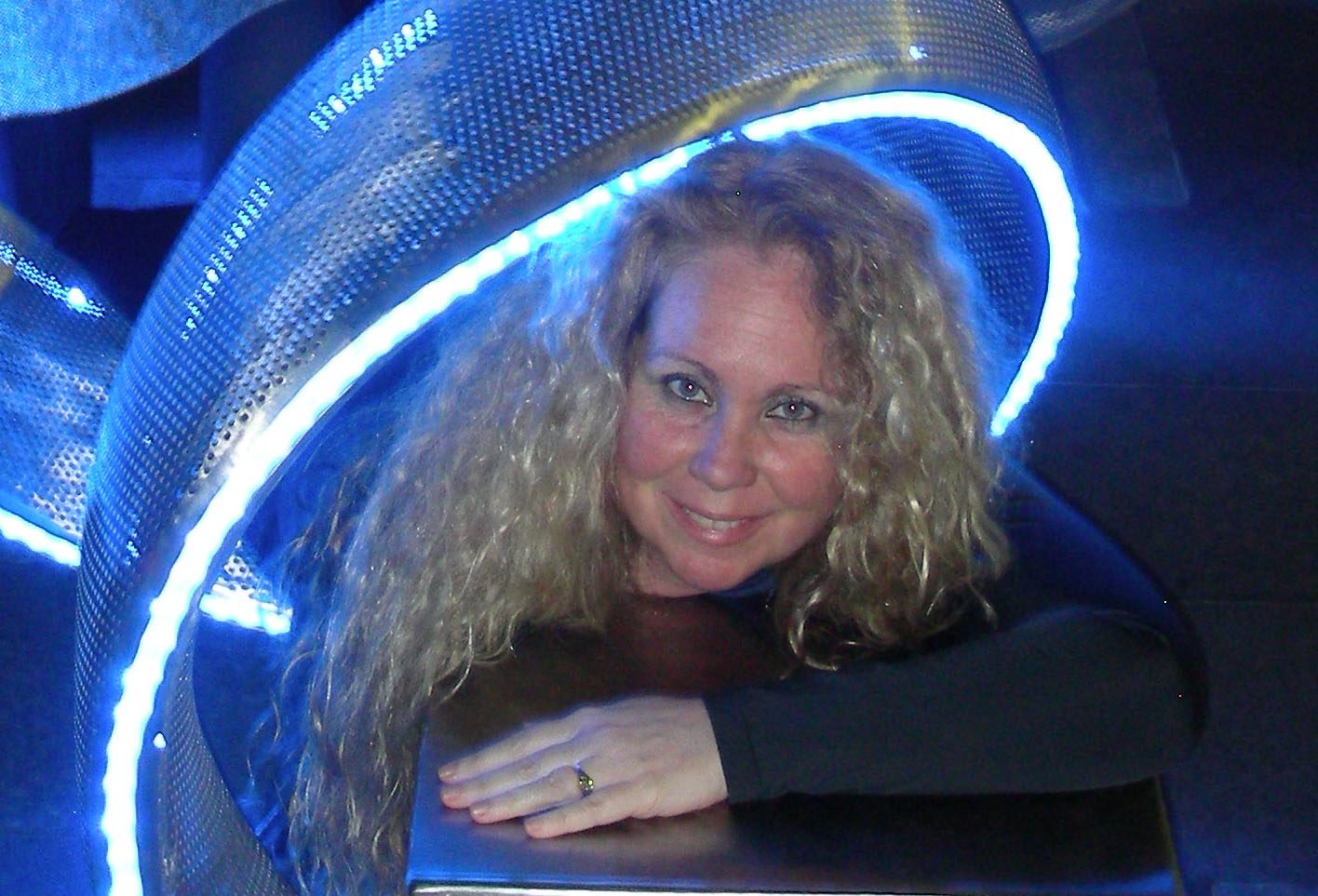 Image of Maria Shaw at Vivid Festival Sydney